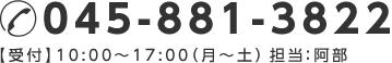 045-881-3822