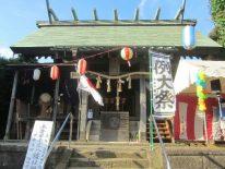 170805 子之八幡社夏祭り (2)